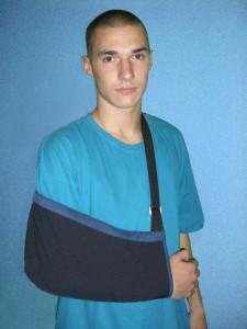 Temblak ortopedyczny Zarex